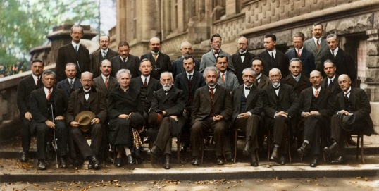 The Solvay Conference, probably the most intelligent picture ever taken, 1927 (2)